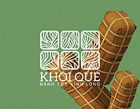 KHOI QUE Brand Identity