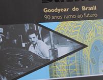Goodyear do Brasil - 90 anos rumo ao futuro