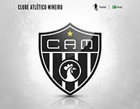 Clube Atlético Mineiro | logo redesign