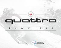 Audi Quattro Snow Fit