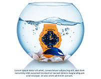 Fish and watch