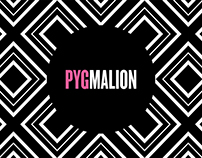 Pygmalion Branding & Promotional Materials