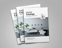 PSD - Interior Brochures / Catalogs Template