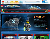 LEGO: Space Police Galactic Pursuit