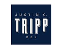 Justin C. Tripp, DDS Logo