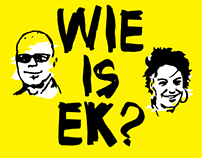 Wie is ek?