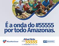 Campanha Política / Redes sociais / Josué Neto - 2014