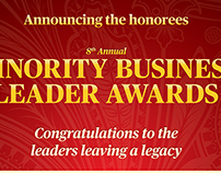 Minority Business Leader Awards 2015