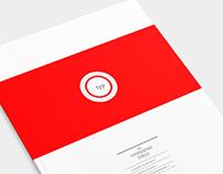 Typographic Circle