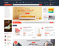 eMarket - The eCommerce & Multi-purpose MarketPlace Wor