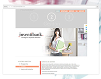 Inventibank Website