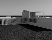 Animación arquitectónica 3d - Casa Kaufmann
