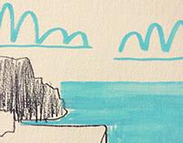 Cornwall Sketchbook