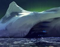 Antartica - Secret Entrance