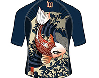 Wattie Ink - Japanese Inspired - High Quality Triathlon
