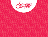 Saveurs Campus - Complete branding