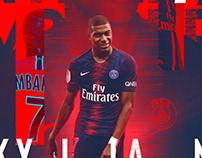 PSG x Mbappé
