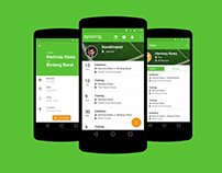 Sparing (Mobile App)