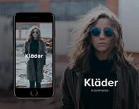 E-commerce para Kläder