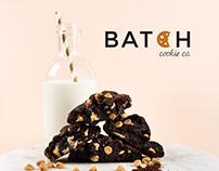 Branding / Batch Cookie Co.