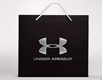 Under Armour Bag Design - Dubai - UAE