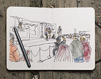 Manchester   Observe & Illustrate