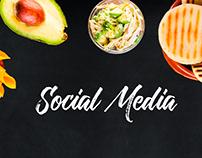 Social Media Restaurant Venezolano en Ecuador.