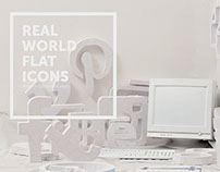 Real World Flat Icons