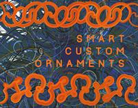 Smart Custom Ornaments