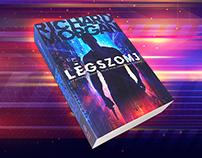 Légszomj – Book Cover Design