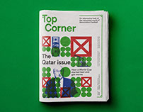 Top Corner Magazine - Issue 01