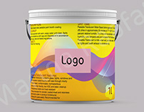 Packaging for Peelable paint