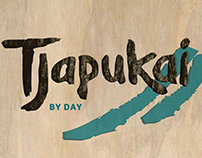 Tjapukai By Day - Logo Development