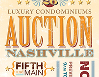 Fifth and Main Condo Auction