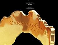 Carrera y Carrera aqua line jewelry concept