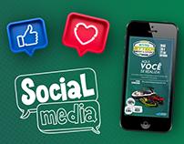 SOCIAL MEDIA | 1º FEIRÃO JETTECH - SICOOB