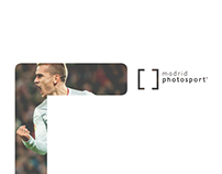 Madrid Photosport® - Graphic designs