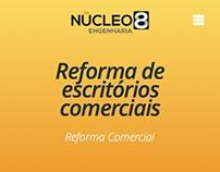 Nucleo 8 - Responsivo