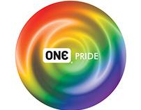 School project -OneCondoms Design Contest (Gay Pride)