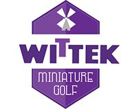 Wittek Miniature Golf Rebrand