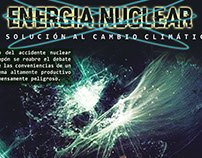 Diagramación -Doblepágina ENERGIA NUCLEAR