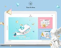 Time to Nova - digital marketing agency