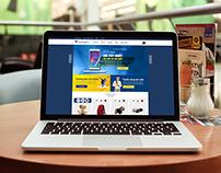 VTA Corp Loyalty customer system website