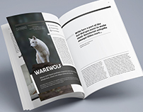 Multipurpose Magazine 7 Indesign Template