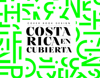 COSTA RICA ENCUBIERTA : Cover Book Design