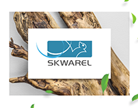Corporate identity for Skwarel