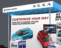 Nexa Stall Design