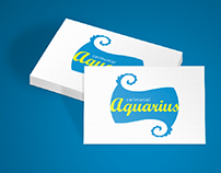 Logotipo Aquarius Cerimonial