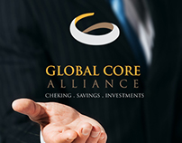 Global Core Alliance - Logo For Sale