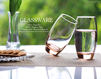 Glassware Product Shoot for Pepperfry